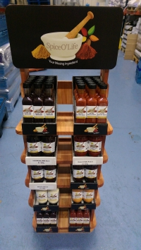 Ambient Retail Sauces & Marinades